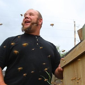 Michael Jordan of A Bee Friendly Company