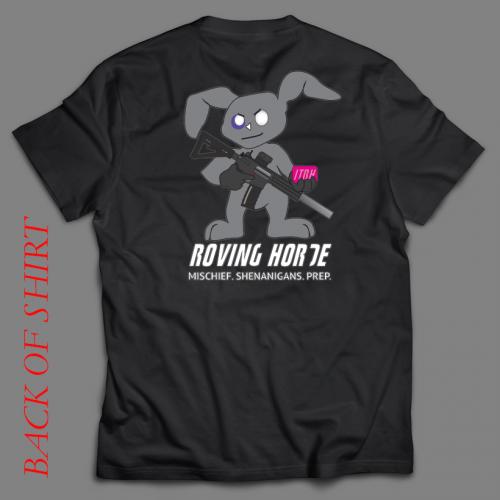 Fighting Bunny Back