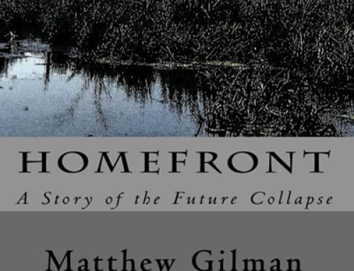 E183: Author Mathew Gilman – Homefront