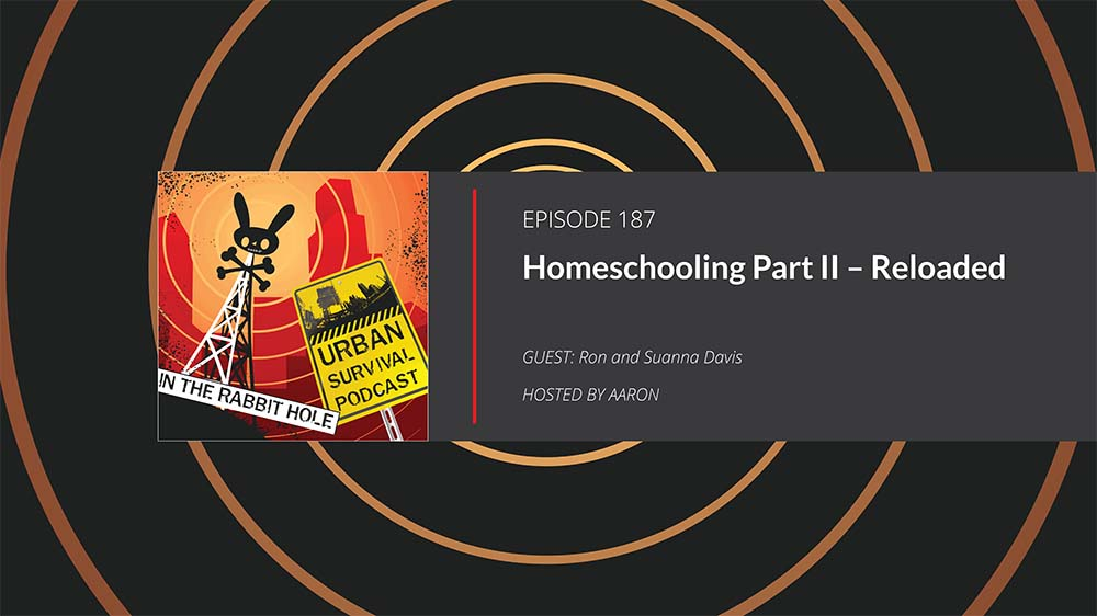 Homeschooling for Preppers Part II