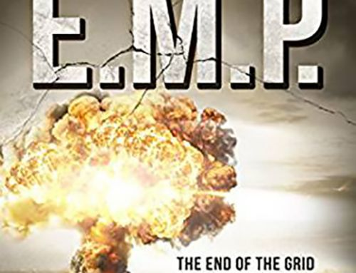 E214: An EMP Attack on the United States with Author Cal Wilson