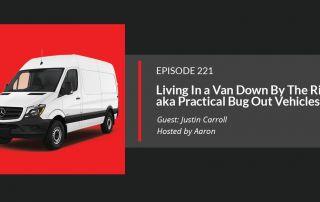 E221 Bug Out Vehicle