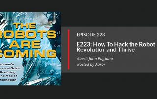 The Automation Robot Revolution