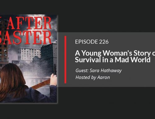 E226: A Young Woman's Story of Survival in a Mad World