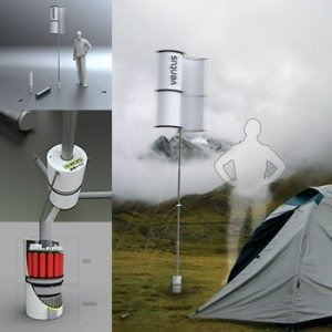 Ventus Wind Turbine