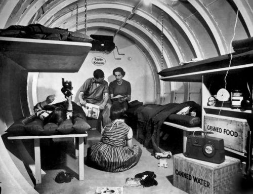 Gimme Shelter: Modern Disaster Shelters