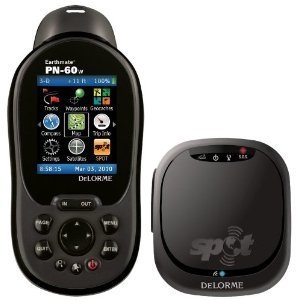 DeLorme Earthmate PN-60W Portable GPS Navigator with SPOT Satellite Communicator