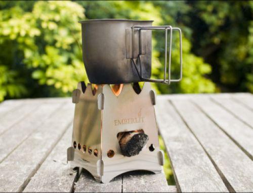 Review: Titanium Emberlit Stove