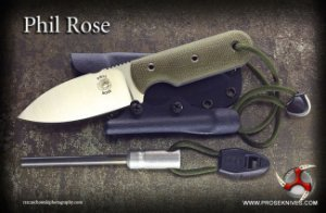 PSK 5 - Phil Rose Knives