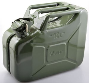 NATO Jerry Cans