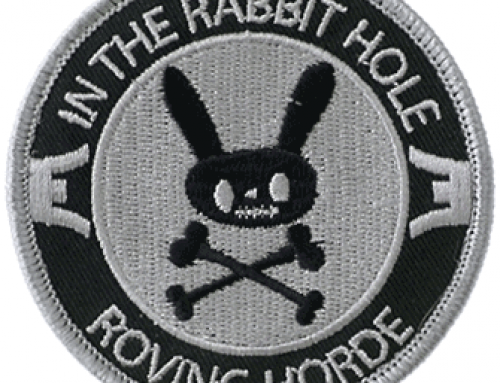 ITRH Roving Horde Patch