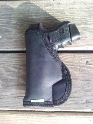 The Sticky Holster