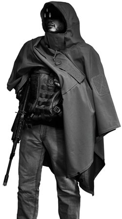Hazard4 Poncho Villa the Tactical Poncho