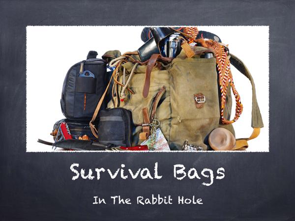 Survival Bag Class