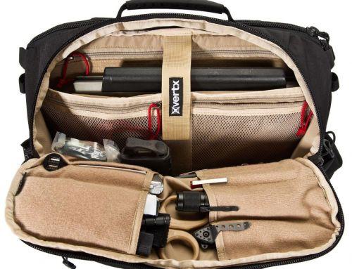 Covert EDC Messanger Bag