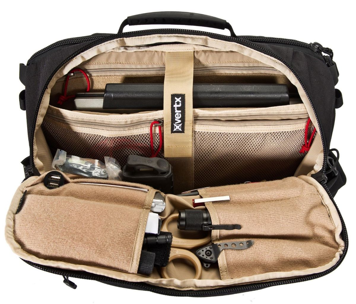 EDC Courier Bag - VERTEX