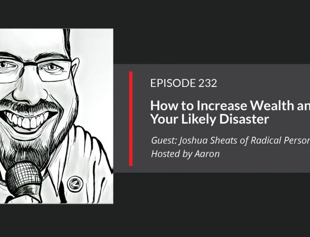 E232: How to Increase Wealth and Survive Your Likely Disaster
