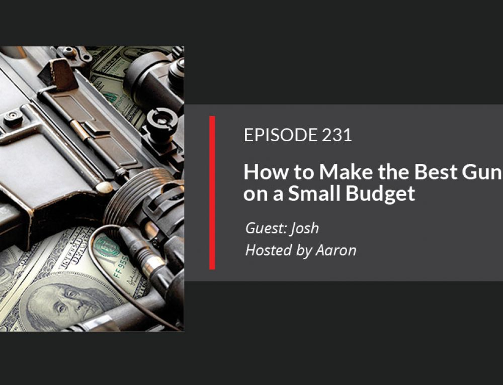 E231: How to Make the Best Gun Battery on a Small Budget