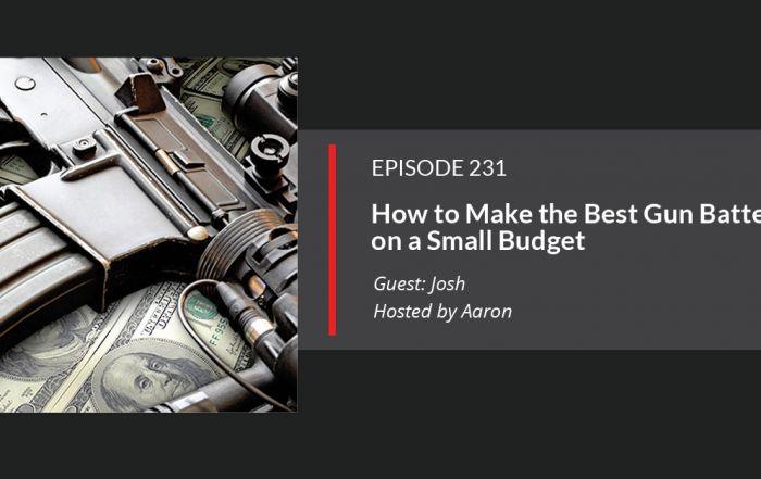 Gun Battery Episode 231