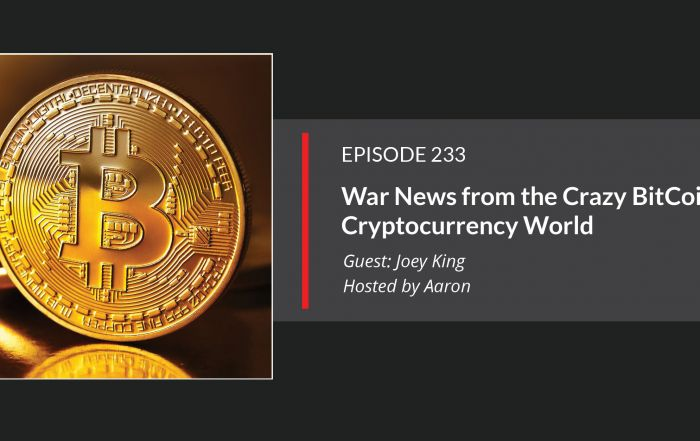 Episode 233 Cryptocurrency
