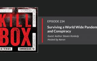 Episode E234 Author Steven Konkoly