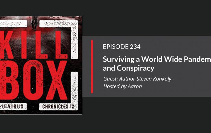 Episode E234 Author Steven Konkoly
