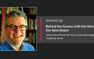Kevin Pierce - The Voice of the Apocalypse