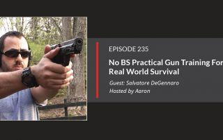 Episode 235 Practical Gun Training