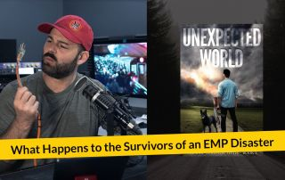 E274: What Happens to the Survivors of an EMP Disaster