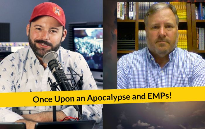 E279: Once Upon an Apocalypse EMP with Jeff Motes
