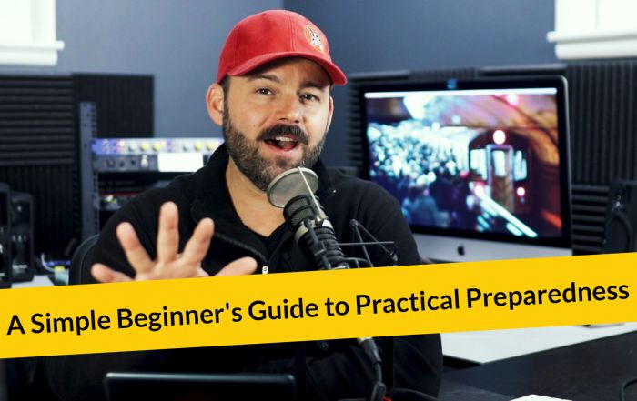 E281: A Simple Beginner's Guide to Practical Preparedness