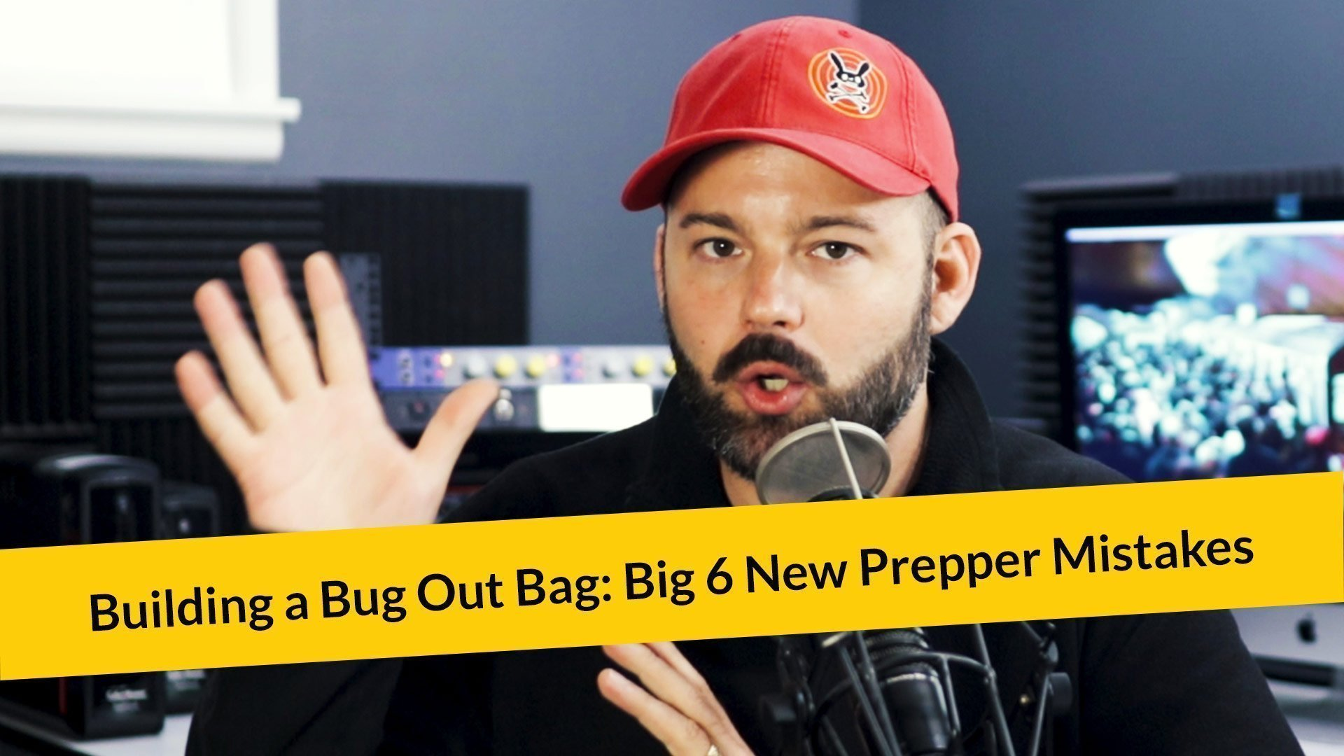 E285: Building A Bug Out Bag: Big 6 New Prepper Mistakes