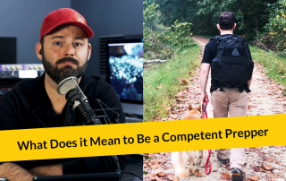 E286: What Does it Mean to Be a Competent Prepper
