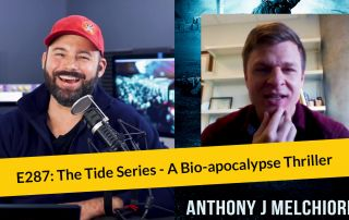 E287: The Tide Series - A Bio-apocalypse Thriller