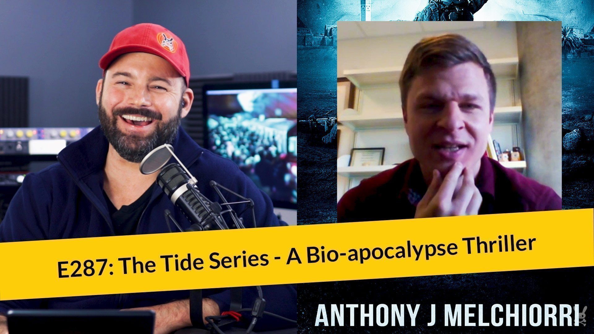 E287: The Tide Series - A Bio-apocalypse Thriller