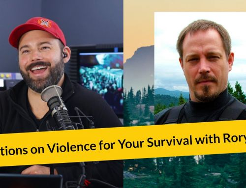 E288: Meditations on Violence for Your Survival with Rory Miller