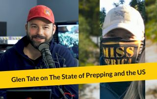 Glen Tate on The State of Prepping and the US