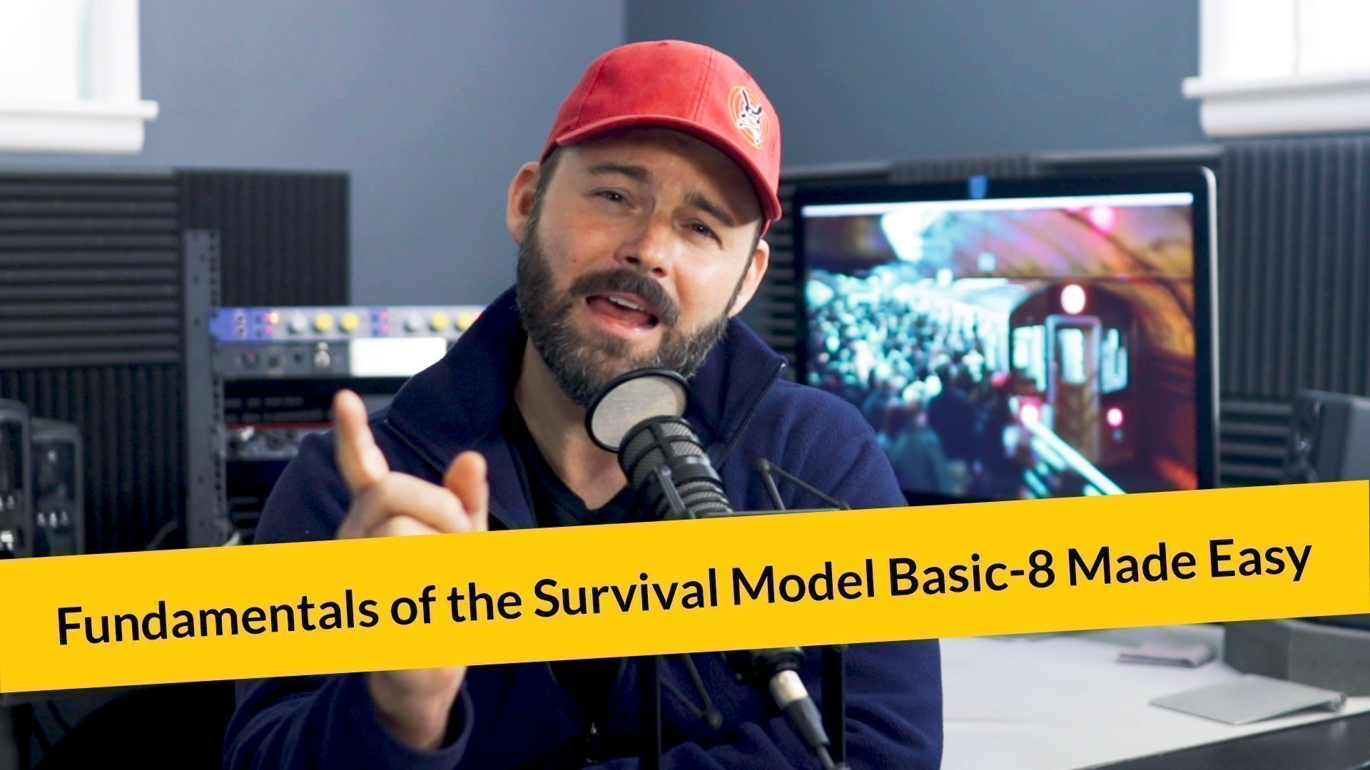 E293: Fundamentals Of The Survival Model Basic-8 Made Easy