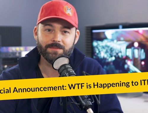 Special Announcement: WTF is Happening to the ITRH Podcast?
