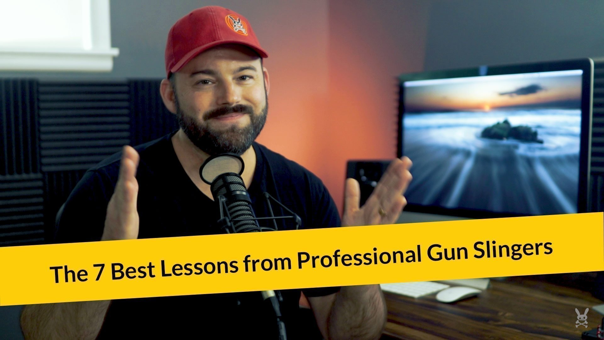 E296: The 7 Best Lessons From Professional Gunslingers